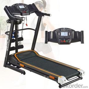 2015 New New fitness equipment home multifunction motorized Treadmill 8001DA