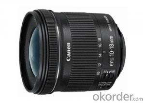 EF-S 10-18mm f/4.5-5.6 IS STM-Ultra Wide Zoom
