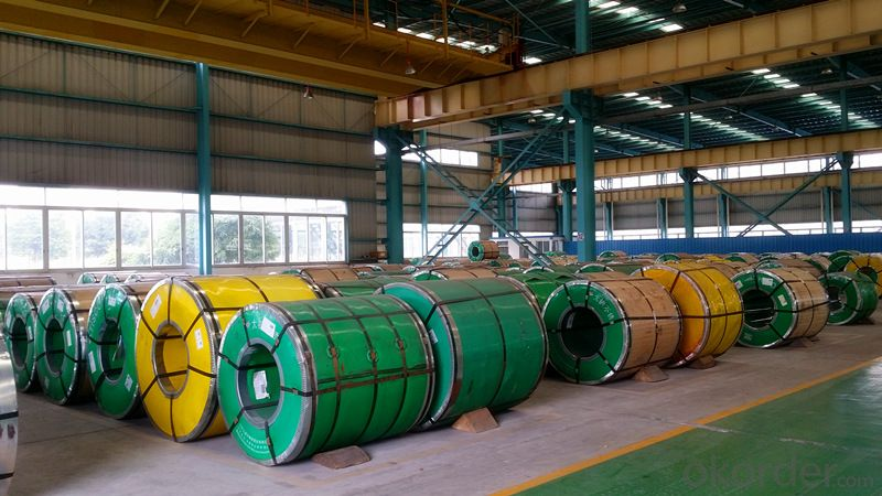 Hot Rolled Stainless Steel Coil 410 Grade: 400 Series