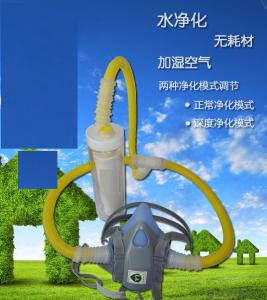 anti-dust masks(filter(ing) medium——water)