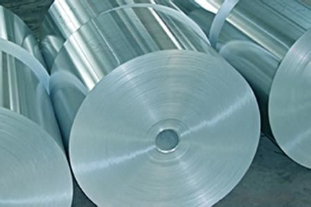 Aluminium Foil Aluminum Sheet for PIR Ducting
