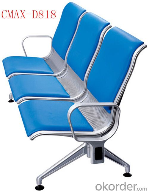 3- Seater Modern Waiting Chair design CMAX-D818