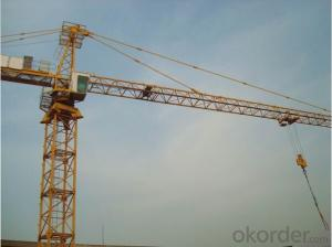 Topkit Tower Crane TC7021-F-50 for Building Construction