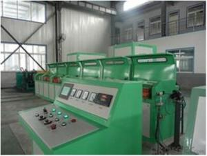 Cold Rolled Ribbed Steel Bar Annealing Equipment