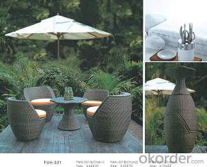 Garden Furniture Outdoor Sofa Patio Table  Rattan