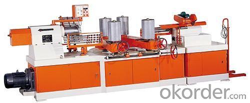 Full Automatic Spiral Paper Tube Machine