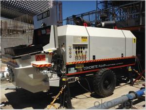 Concrete Machinery  Concrete Pump SP70.13.108D