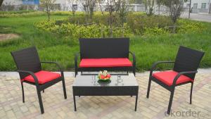 Garden  Table and Chair Outdoor Sofa Patio  Rattan