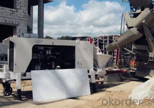 Concrete Machinery  Concrete Pump SP70.10.113D