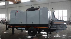 Concrete Machinery  Concrete Pump SP120.26.286D