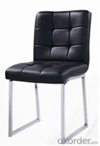 Classic Design, PVC Leather Dinning Chair