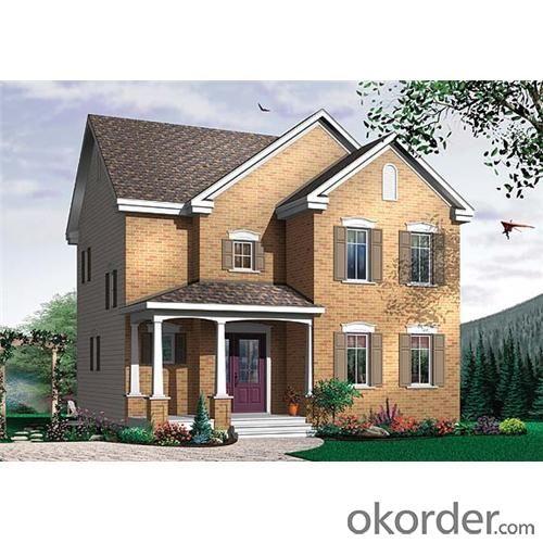 light steel structures prefab house for  shop