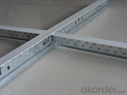 High Quality Ceiling Suspension T Grid for Ceiling