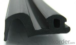 Window and Door Sealing Strips Made From EPDM/PVC/SILICONE