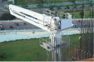Hydraulic Concrete Placing Boom PB28AR hot sale