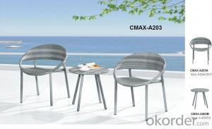 Garden Set  2 Chairs with One Table CMAX-A203