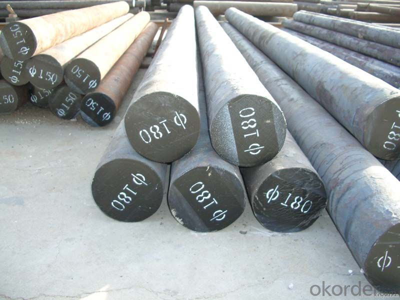 Hot Selling Hot Rolled ROUND BAR With Various Materials