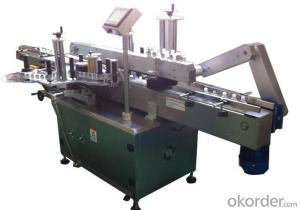 Single/Double Sides Self Adhesive Labeling Machine