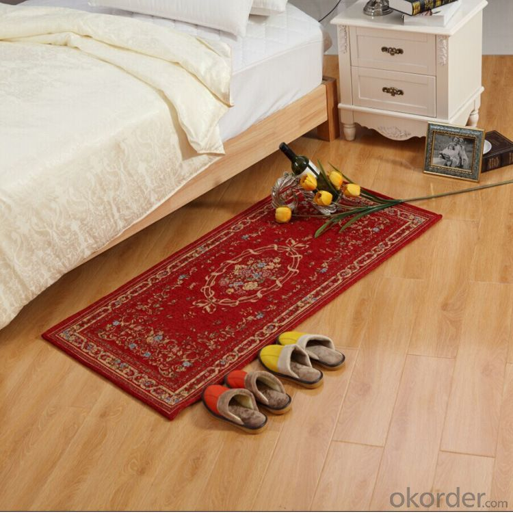 Luxury Design Chenille Polyester Jacquard  Carpets and Rugs with Cheap Price