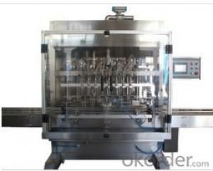 Rotary& Linear Piston Liquid Filling Machine