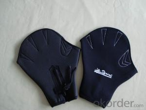 High quality anti-wear diving gloves for deep driving