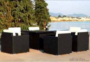 Professional Outdoor Rattan Garden Sofas  CMAX-MJT056