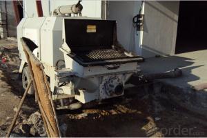 Concrete Machinery  Concrete Pump SP90.18.162D