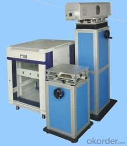 Double Worktable Laser Marking Machine CNBM