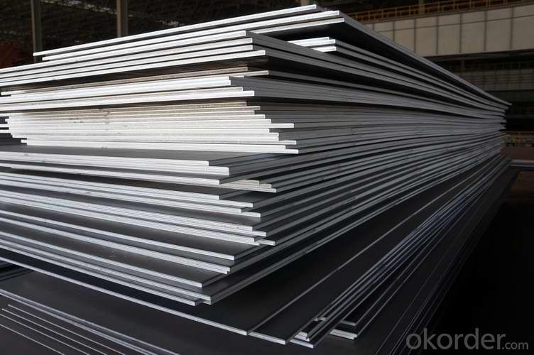 I Beam Steel Profile Hot Rolled with High Quality for Construction