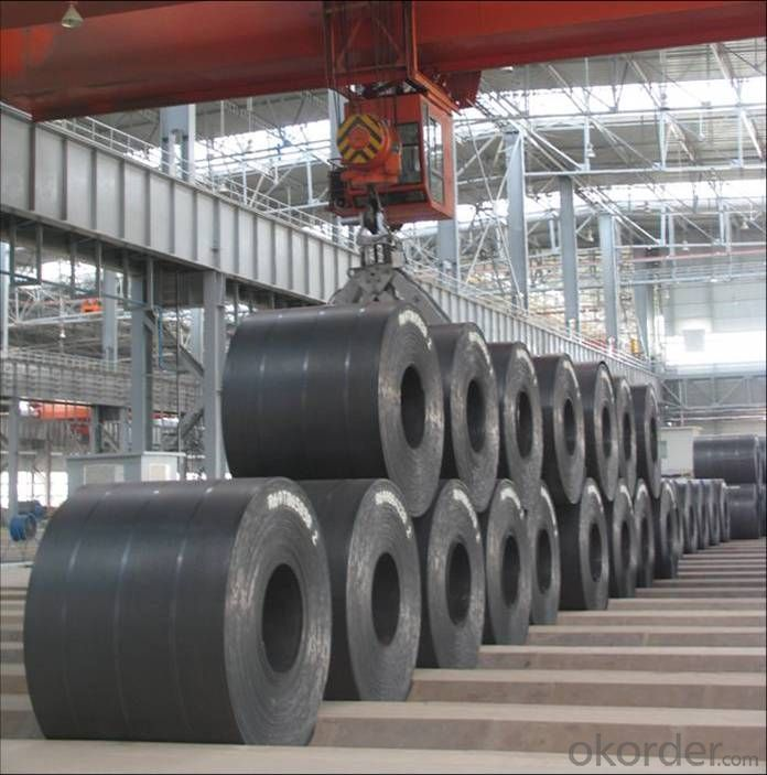 AISI, ASTM, BS, DIN, GB, JIS Cold Rolled Steel Coil