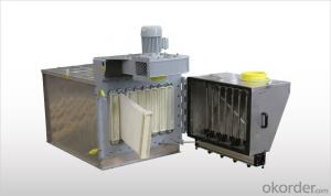 WAMAIR Polygonal Dust Collectors