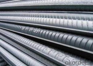 Hot Rolled Steel Deformed Bar HRB400 HRB500 HRB600 for construction