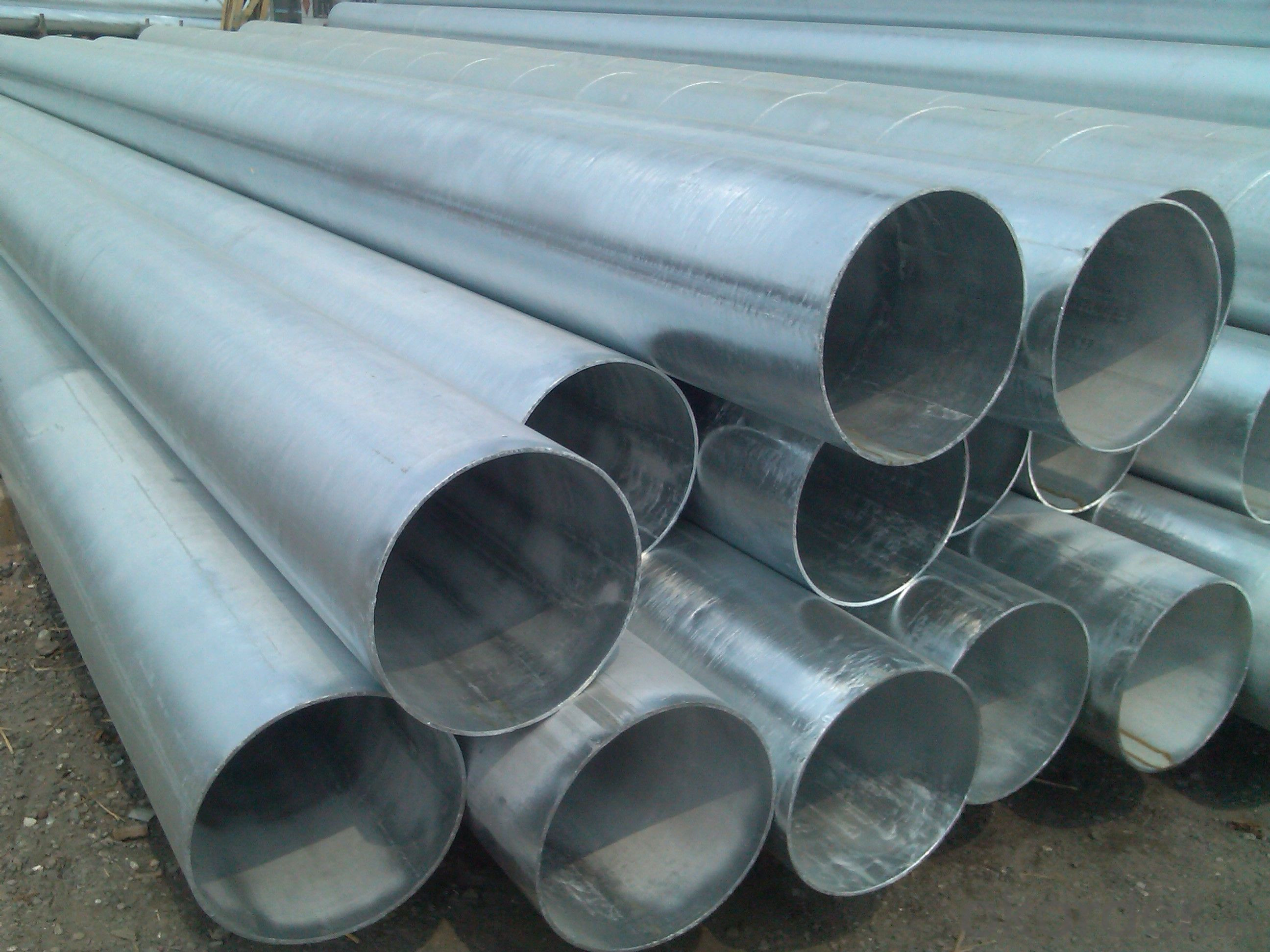 FOR GREENHOUSE OF HOT DIP GALVANIZED STEEL PIPE