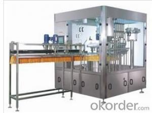 Standup Pouch Filling and Capping/ Crimping Machine