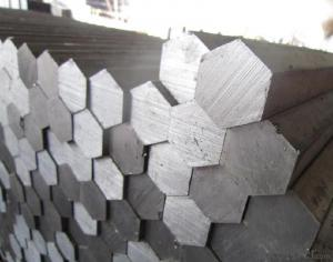 Round Shape Hexaggonal  Steel In Hot Selling