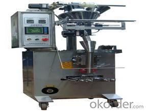 Multi-line Granule and Automatic Powder Packing Machine