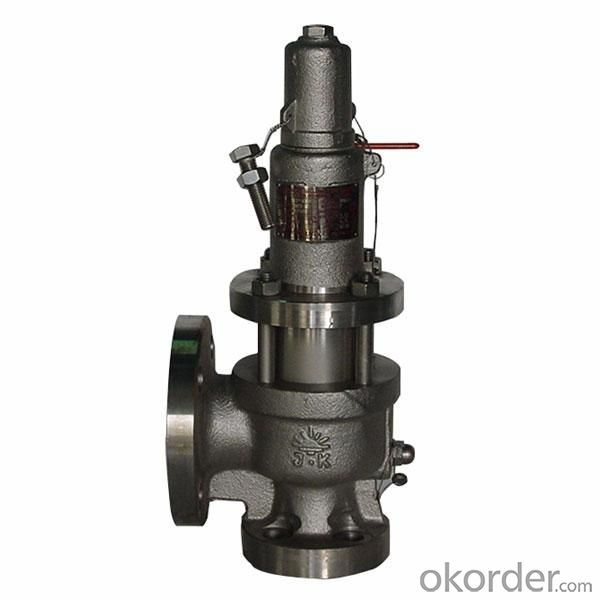 Safety Valves Made In China With Good Quality DN125