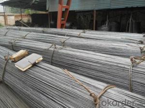 Hot Rolled Steel HRB500 Deformed steel bar for Construction