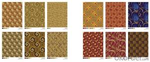 Cut Pile Nylon Carpet for commercial used