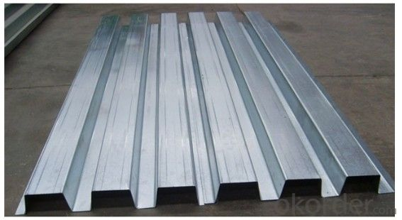 open steel flooring deck 3000 Square Meter/Square Meters per Day