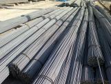 Barras de acero redondeadas Q235 SAE1020 laminadas en caliente