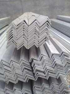Hot Rolled Unequal Angle Steel with High Quality