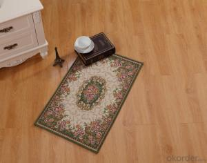 Chenille Polyester Jacquard  Door Mats on Sale