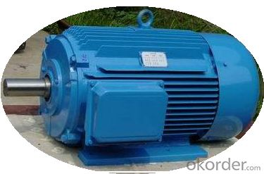 11KW YZTDseries for tower crane changing- poles multi -speed three-phase motor for tower crane