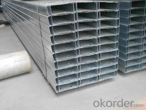 galvanized steel c channel AISI,ASTM,BS,DIN,GB,JIS