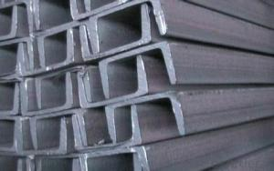 steel channel for construction