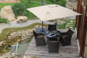 Relaxed Outdoor Furniture Garden Sets for customizing request