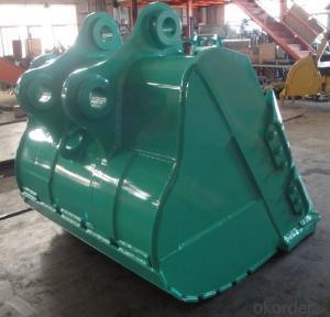 KOBELCO SK350 excavator bucket KOBELCO excavator parts