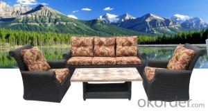 Vintage Outdoor Sofa Sets Garden Furniture