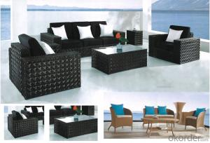 Hot selling outdoor furniture, rattan wicker sofa ,rattan sofa furniture outdoor
